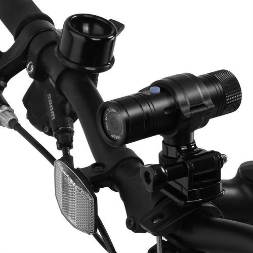 mini cámara de acción digital motocicleta,bici,coche,buceo