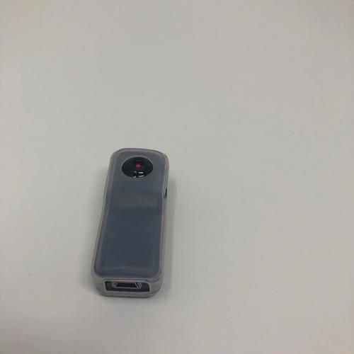 mini camara deportiva espia micrófono grabador bateria