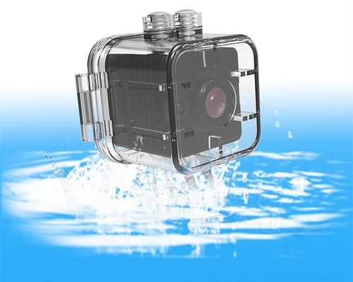 mini cámara deportiva sq12 submarina, hd + envío