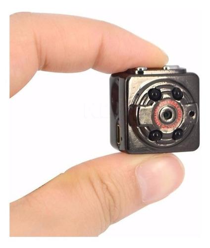 mini camara espia 1080p oculta full hd graba color miniatura
