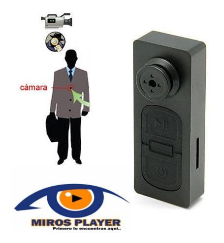 mini camara espia boton video foto 720x480 micro sd usb