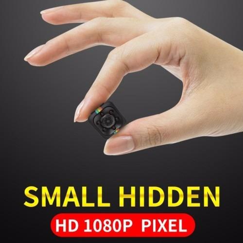 mini cámara espía deporte detec mov y visión noche 1080p 2mp