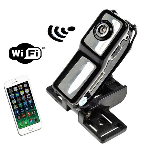 mini cámara espia hd filma graba wifi + obsequio 1ra calidad
