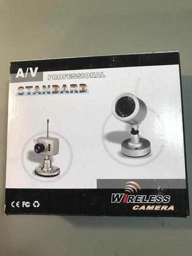 mini cámara espía inalámbrica