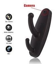 mini camara espia oculta hd inalámbrica batería de litio oficina casa fácil de usar audio + video