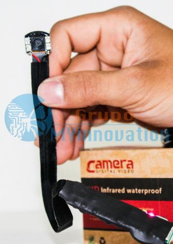 mini camara espia vision nocturna, wifi,inalambrica,1080p.