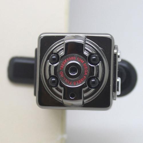 mini camara espia v.nocturna 1080p fhd hasta 32gb accesorios