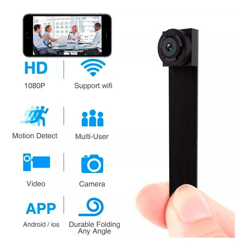 mini camara espia wifi inalambrica ip 1080p hd+ envio v 2020