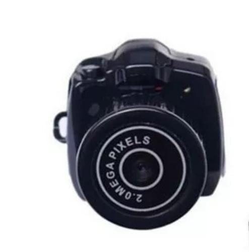 mini cámara espia y2000 hd 2mp soporta sd - t394