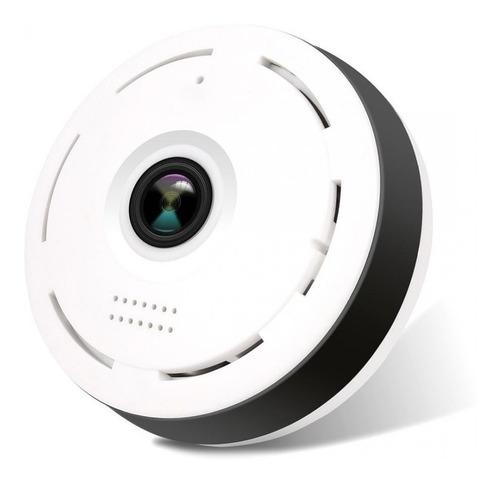 mini camara ip wifi panoramica 360 vigilancia