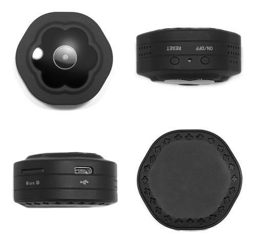 mini cámara oculta espía wifi hd 1080p a batería visión noct