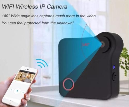 mini camara spy wifi oculta espia p2p microfono 2017 st-720w