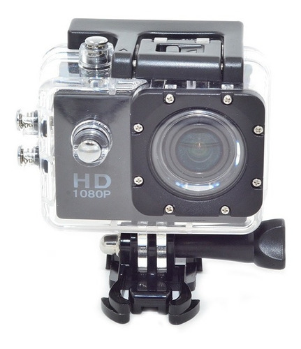mini camera de ação sports pro full hd 1080p aprova d'agua
