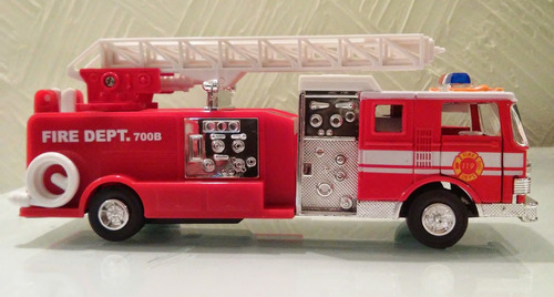 mini caminhão de bombeiros (cod.7000)