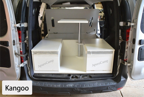mini camper box viajantes kangoo fiorino part-mini motorhome