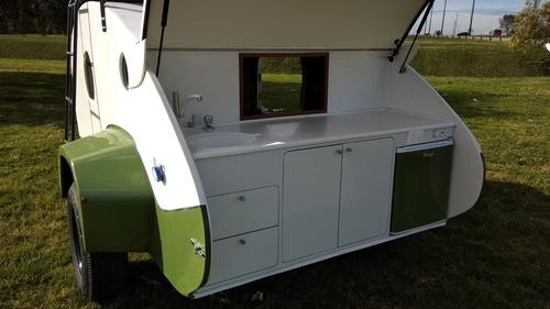 mini camper rodante beway off road 4x4 casas rodantes