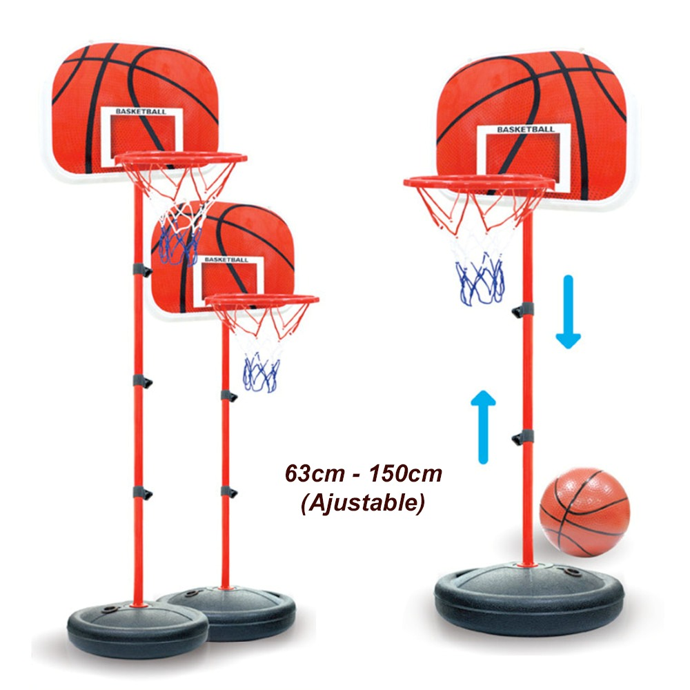 58564d600000d mini canasta tablero basketball ajustable aro 3 etapas nba. Cargando zoom.