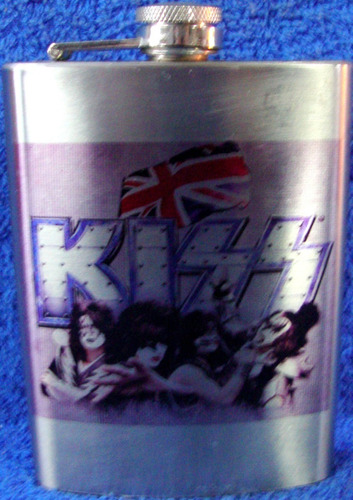 mini cantil do kiss p/bebidas inox stainless 13 x 10 cm