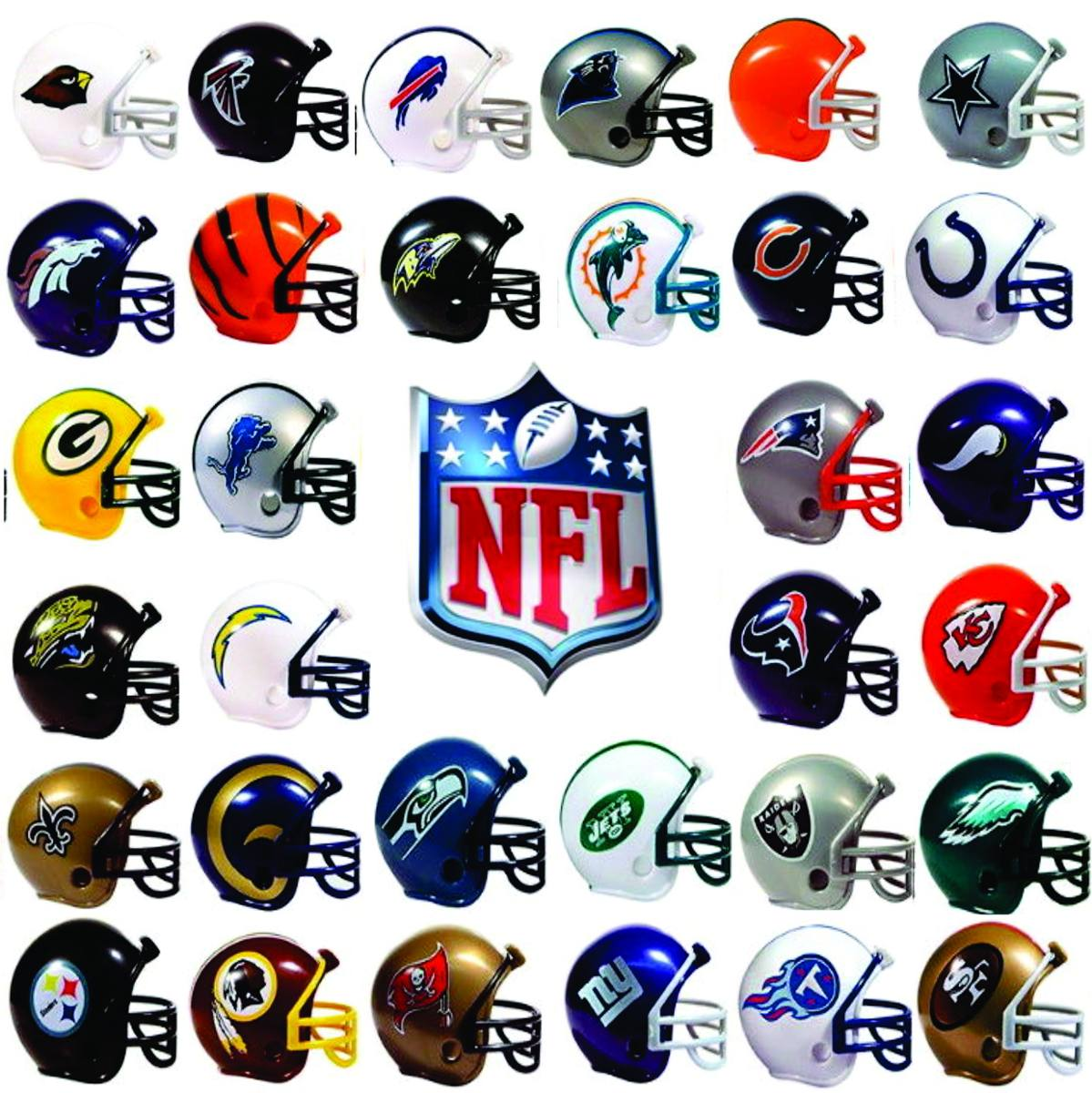 mini capacete futebol americano nfl. Carregando zoom. acc8f7772c85c