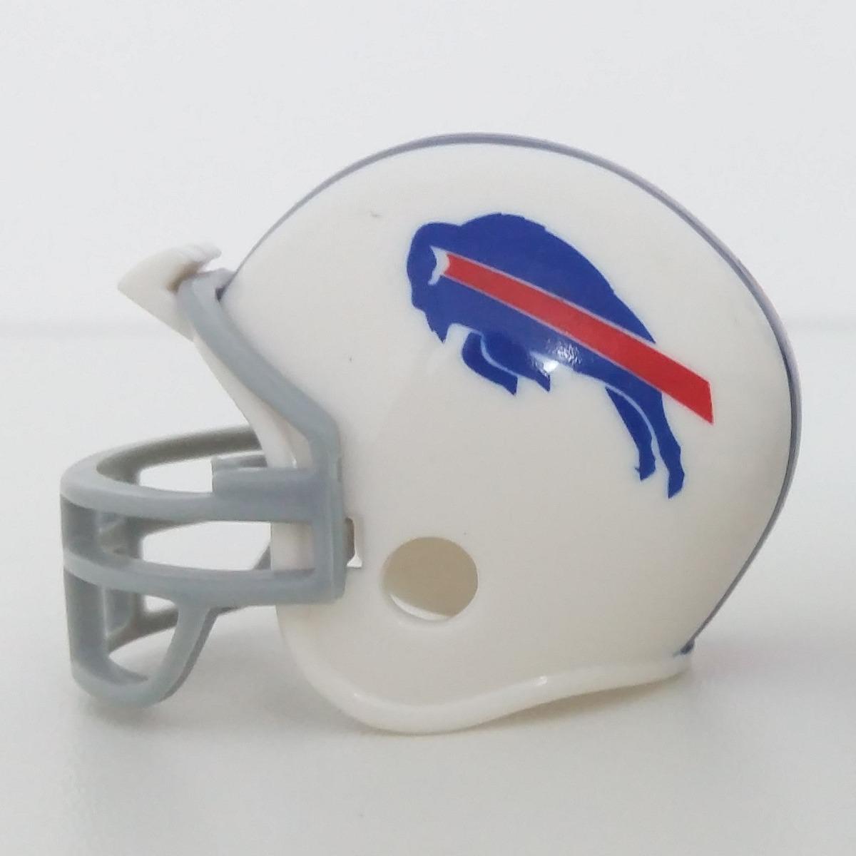 mini capacete futebol americano - nfl - buffalo bills. Carregando zoom. dc75510fb588c