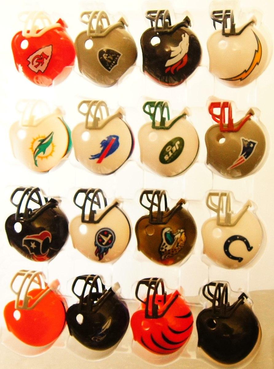 6dd3693324535 mini capacete futebol americano nfl - coleções 32 times. Carregando zoom.