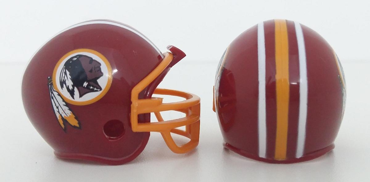 mini capacete futebol americano - nfl - washington redskins. Carregando zoom . d2ea6e0313535