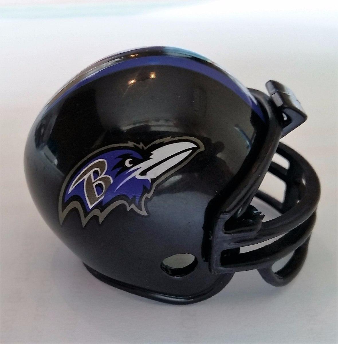 mini capacete nfl - balimore ravens. Carregando zoom. c0b9ee1d89e31