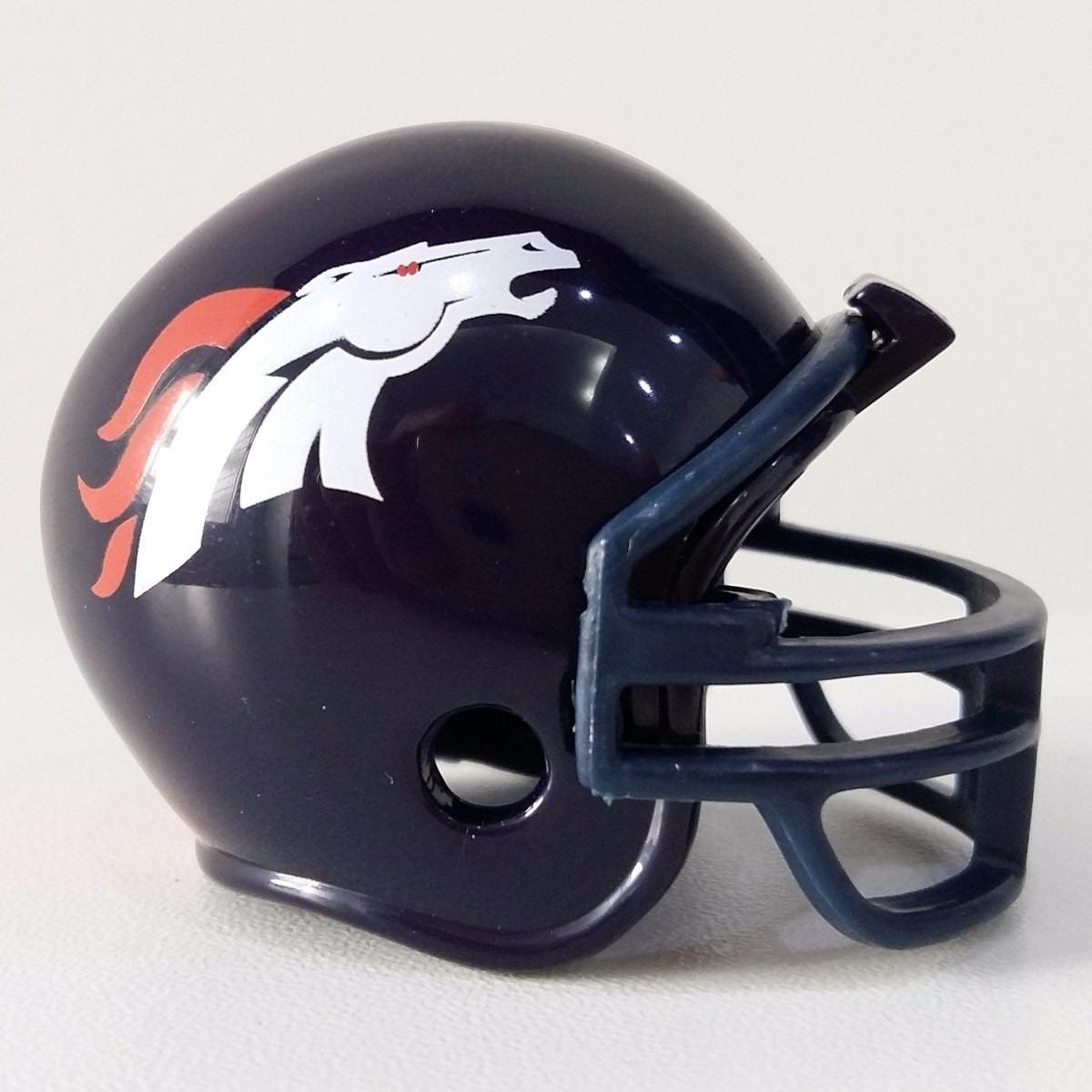 d04a57c3fa23d mini capacete nfl denver broncos - frete grátis. Carregando zoom.