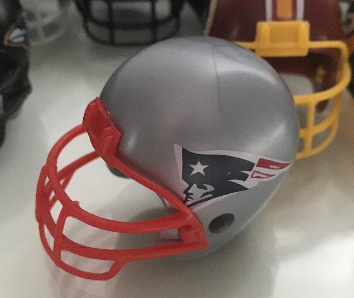 mini capacetes helmet todos 32 times da nfl coleção completa. Carregando  zoom. 91f2e05c5d9af