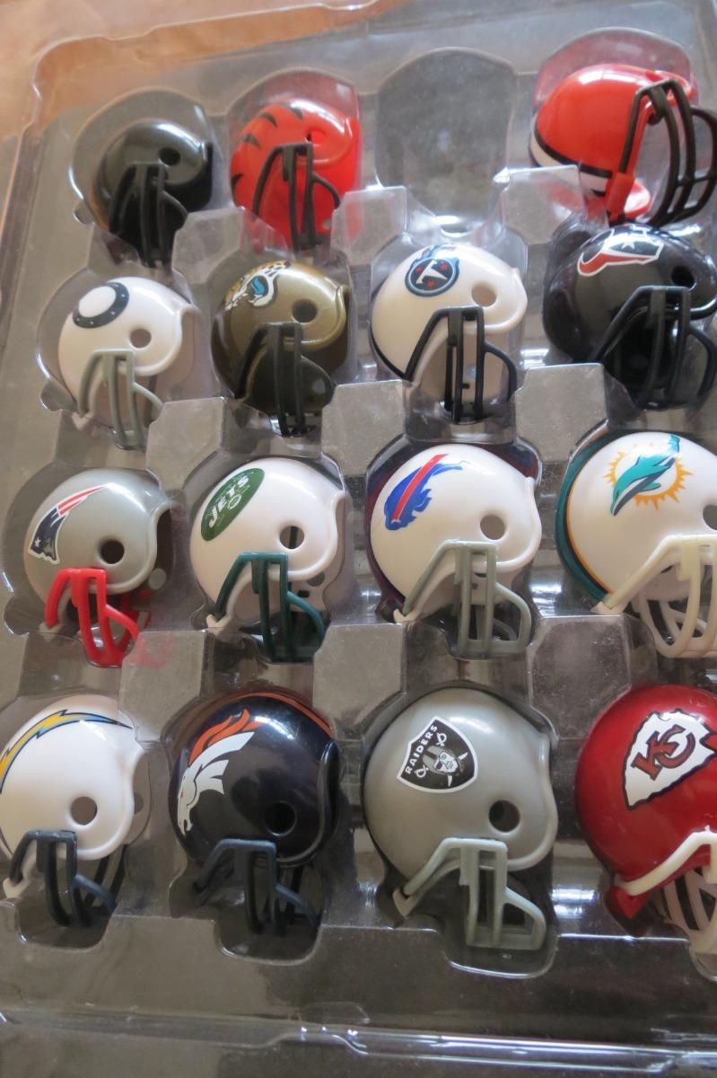 mini capacetes nfl 31 times. Carregando zoom. 057fe4331d0b9