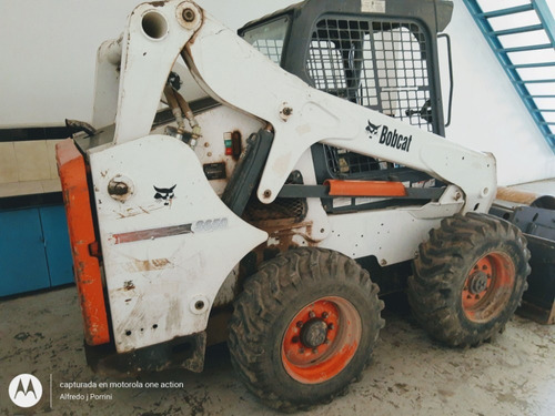 mini cargador bobcat s650impecable