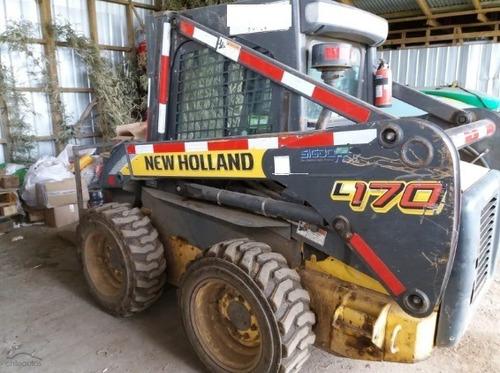 mini-cargador new holland l170