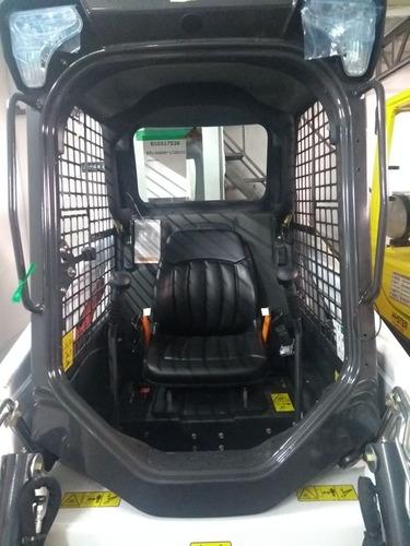 mini cargador s450 bocat 2018 nuevo caterpillar montacargas