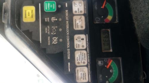mini cargador763 bobcataño2005100% operativointeresados