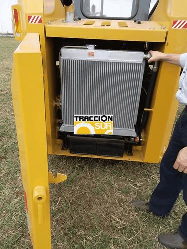 mini cargadora michigan nueva 60hp / 0.40 mts3 conc. oficial