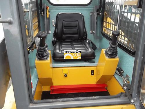 mini cargadora michigan nueva 60hp / 0.40 mts3 mp45