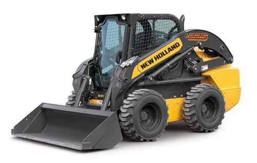 mini cargadora new holland l225 financiacion hasta 36 meses