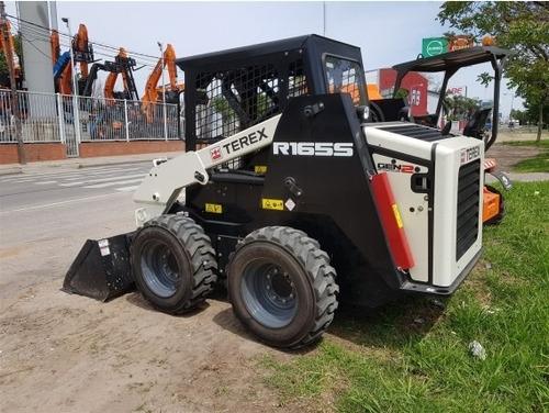 mini cargadora terex r165s