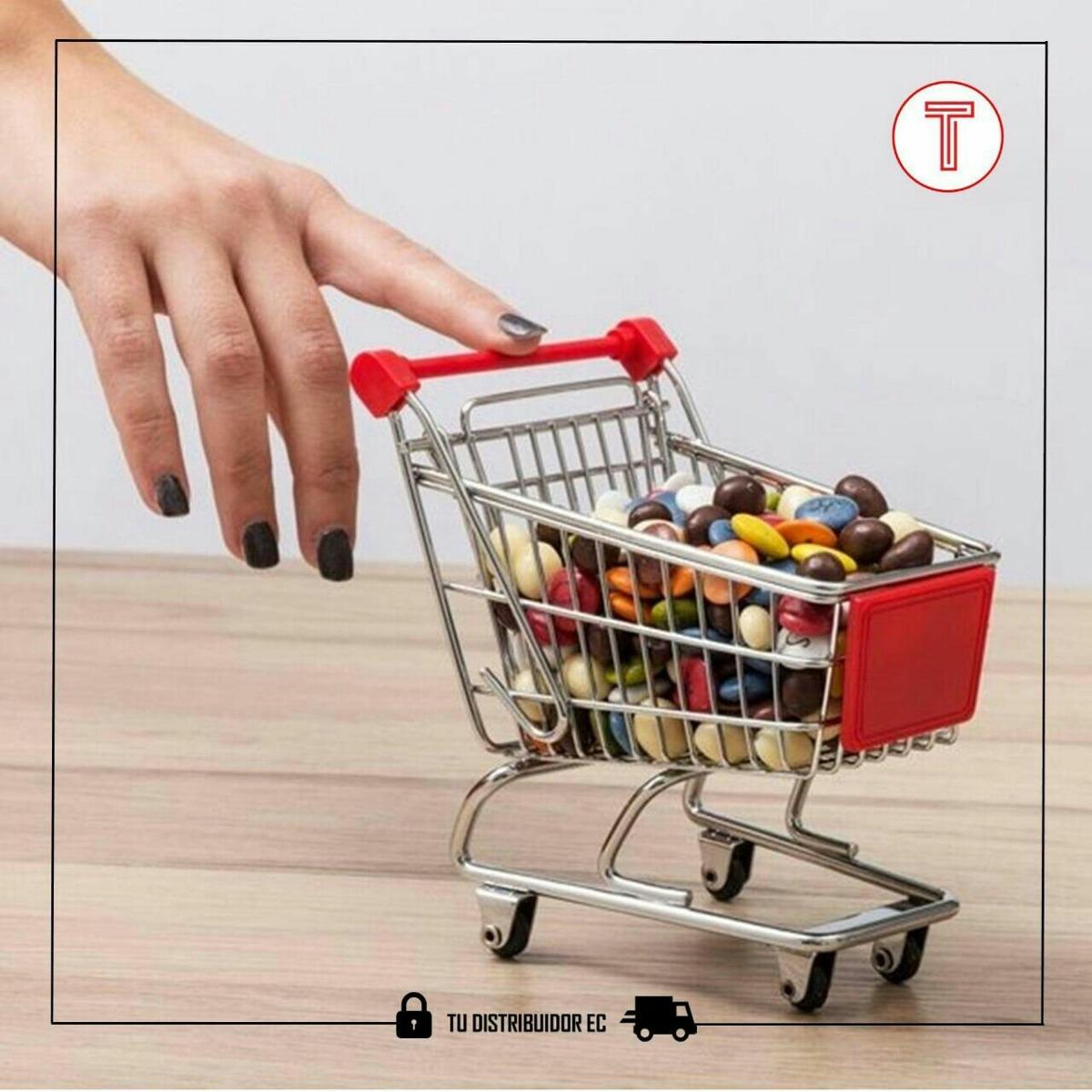 De Decoración Compra Juguete Publicidad Carrito Mini bfgy76