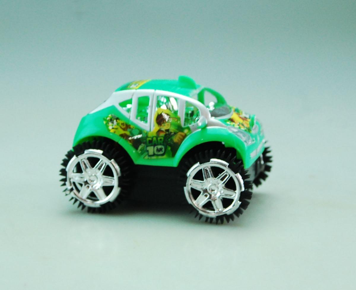 Mini Carro Ben 10 Extraterrestre Traccion 4 Ruedas Juguete