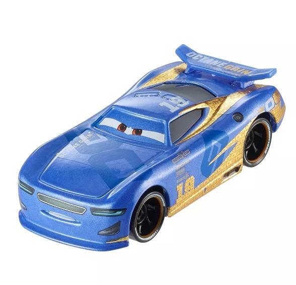 Mini Carro Daniel Swervez Cars Auto Color Azul Juguete Pp 49 900