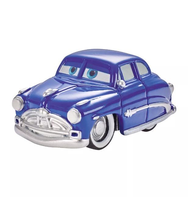 Mini Carro Doc Hudson 2 Cm Azul Auto Cars Juguete Pp 39 800 En