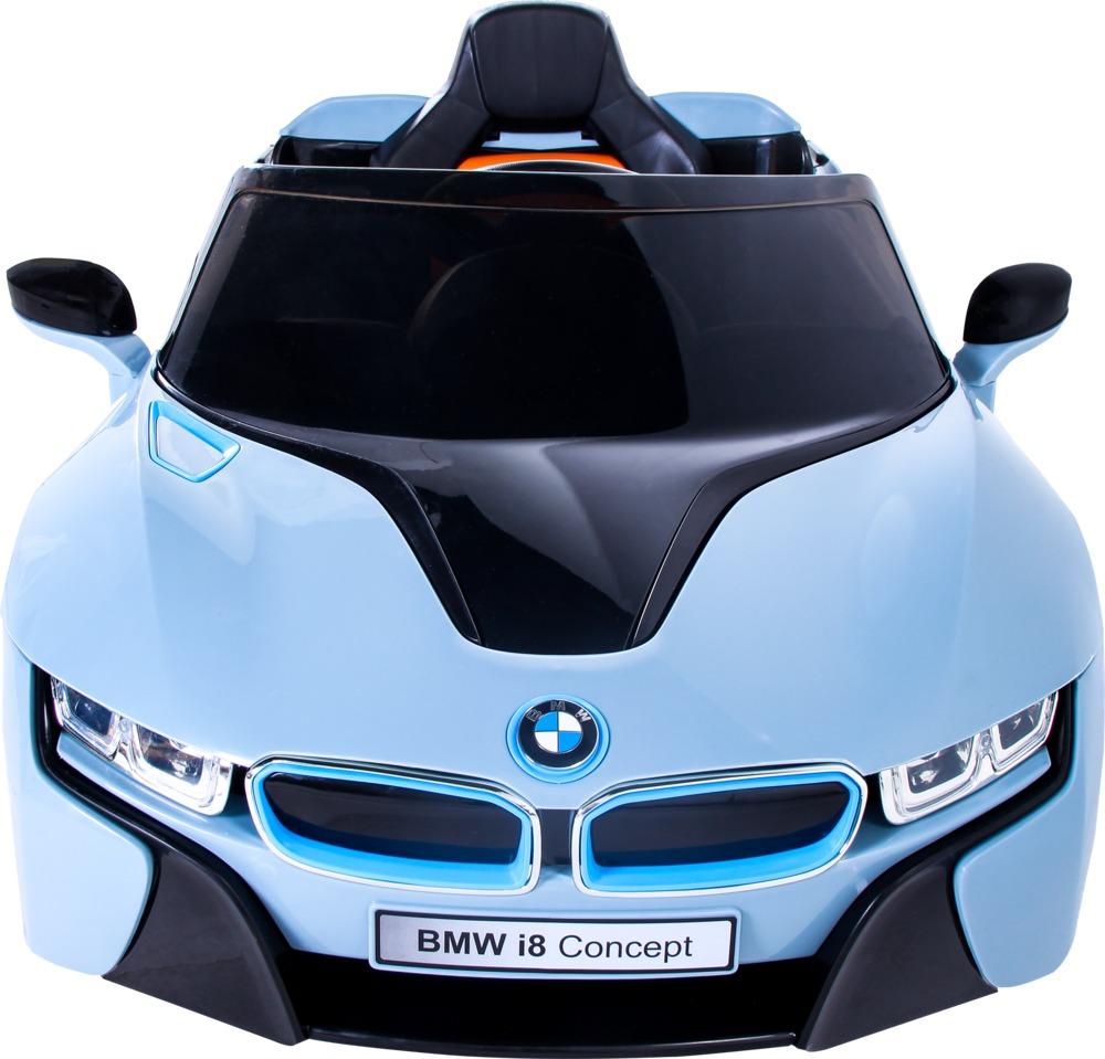 Mini Carro Elétrico Infantil Bmw Com Controle Belbrink