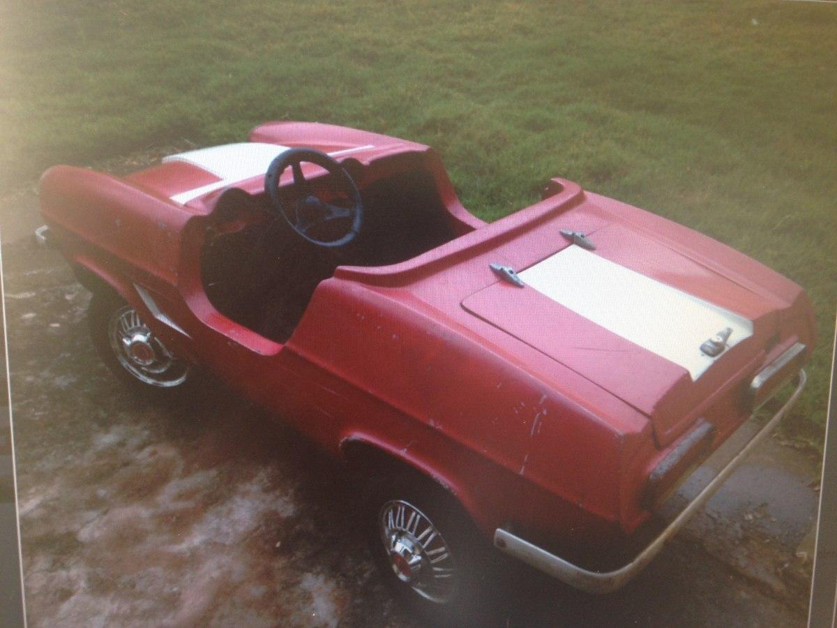 Mini Carro Marco Gto Alexandre Veiculos 1971 - R$ 3.200,00 em ...