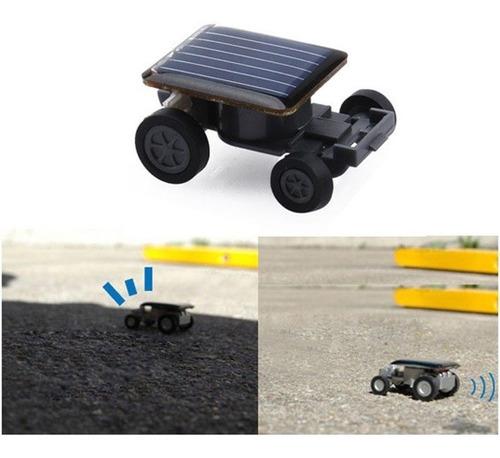 mini carro solar - movido a energia solar