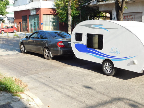 mini casa rodante para 4/5 personas. mini casa rodante