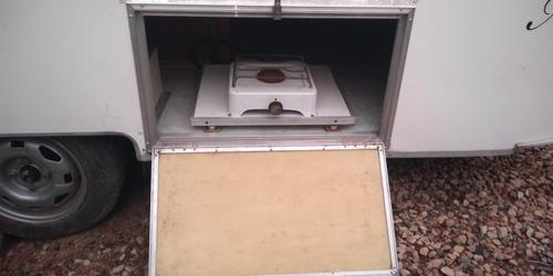 mini casa rodante usada kaisen 350 para 4 personas