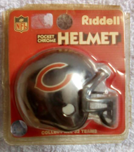 mini casco de los osos de chicago