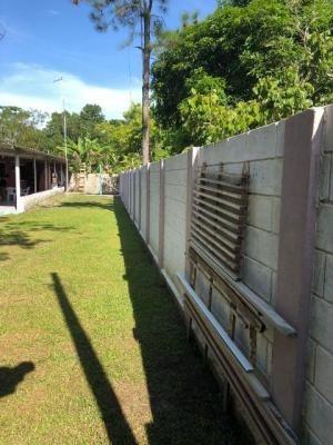 mini chácara com 2 dormitórios em itanhaém-sp, litoral sul!!