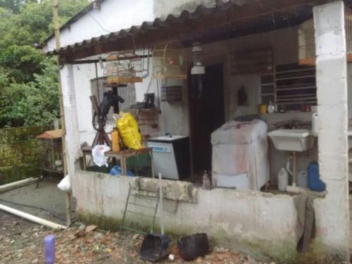 mini chácara localizada no balneário gaivota, em itanhaém